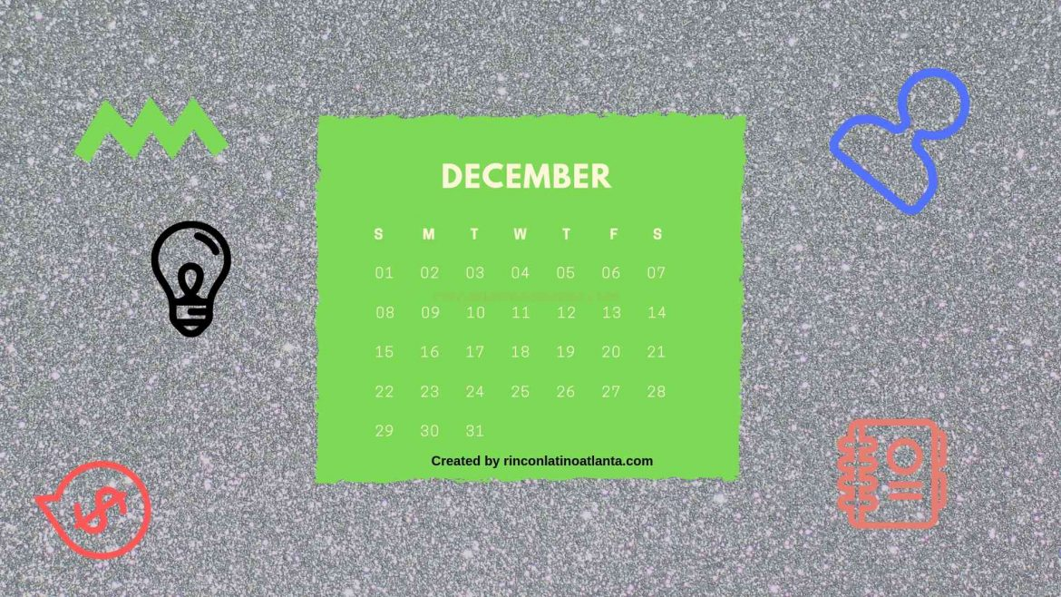 One Year Calendar Countdown Printable