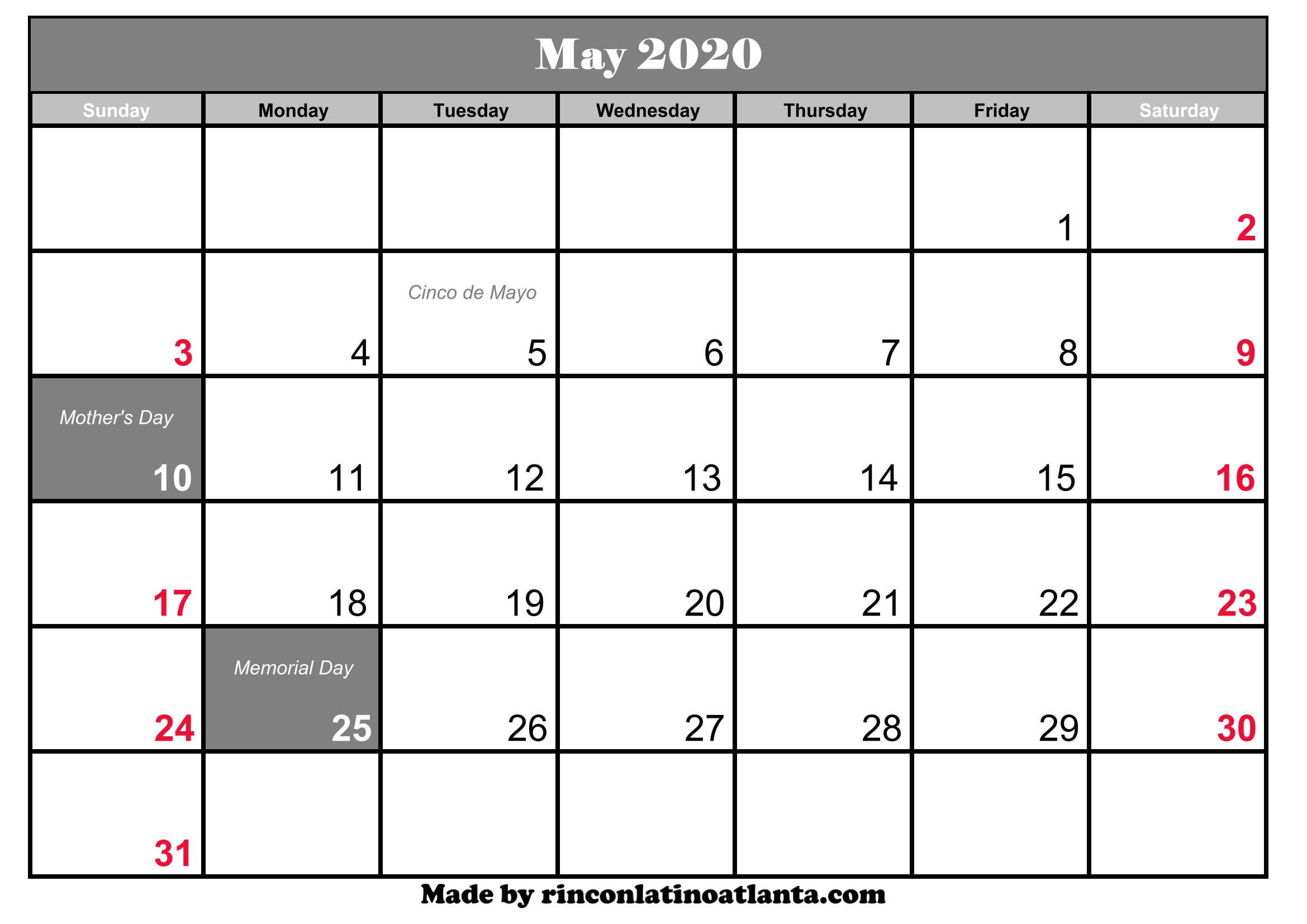 It's just a picture of Agile Free Printable Calendars 2020